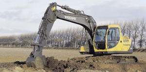 Excavator Rental - Full-Size - Volvo EC140