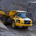 25 Ton Articulated Haulers - Volvo - A25F