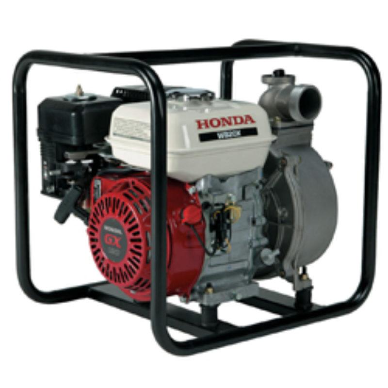 2 Inch General Purpose (Centrifugal) Pump Rental - Honda WB 20