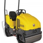 "40"" Double-Drum Smooth Drum Roller - Wacker-Neuson - RD 27-100"