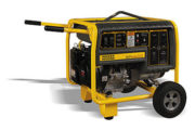 6,600 Watt - Portable Generators - Wacker-Neuson GP6600A
