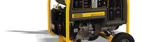 Wacker-Neuson GP6600A Generator Buy or Rent-The Duke Company