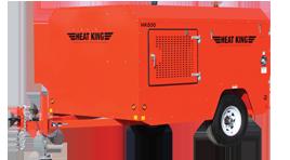 436,000 BTU Ground Thawing Heater - HeatKing HK500