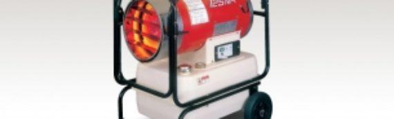 116,000 BTU Forced Air Space Heater Rental – Val6 Hotgun 125NA