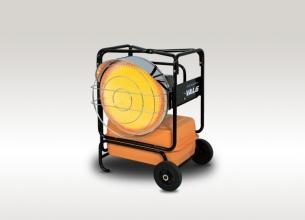 118,000 BTU Infrared Heater - Val6 KBE5L (2-Step)
