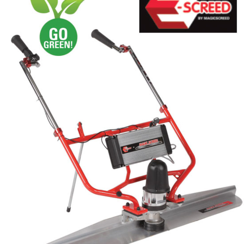 Concrete Power Screed Rental - Electric - Allen Concrete Equipment HED1010