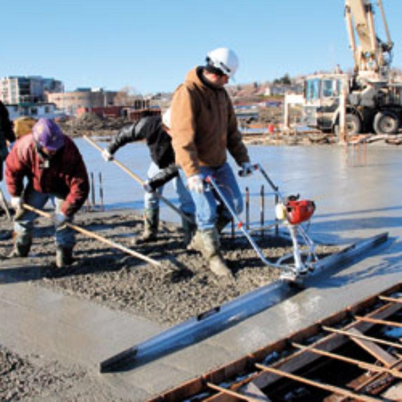 Concrete Power Screed Rental - Gas - Allen Concrete Equipment HD7070