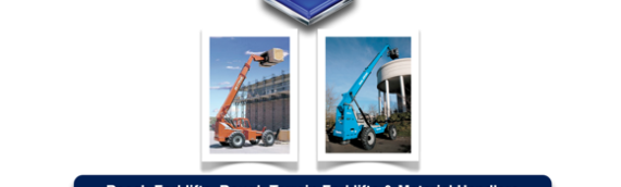 Reach Forklift Rental