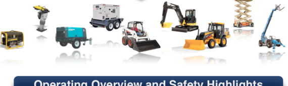 Ithaca NY – Top 9 Construction Equipment Rental Items – Operating and Safety Highlights