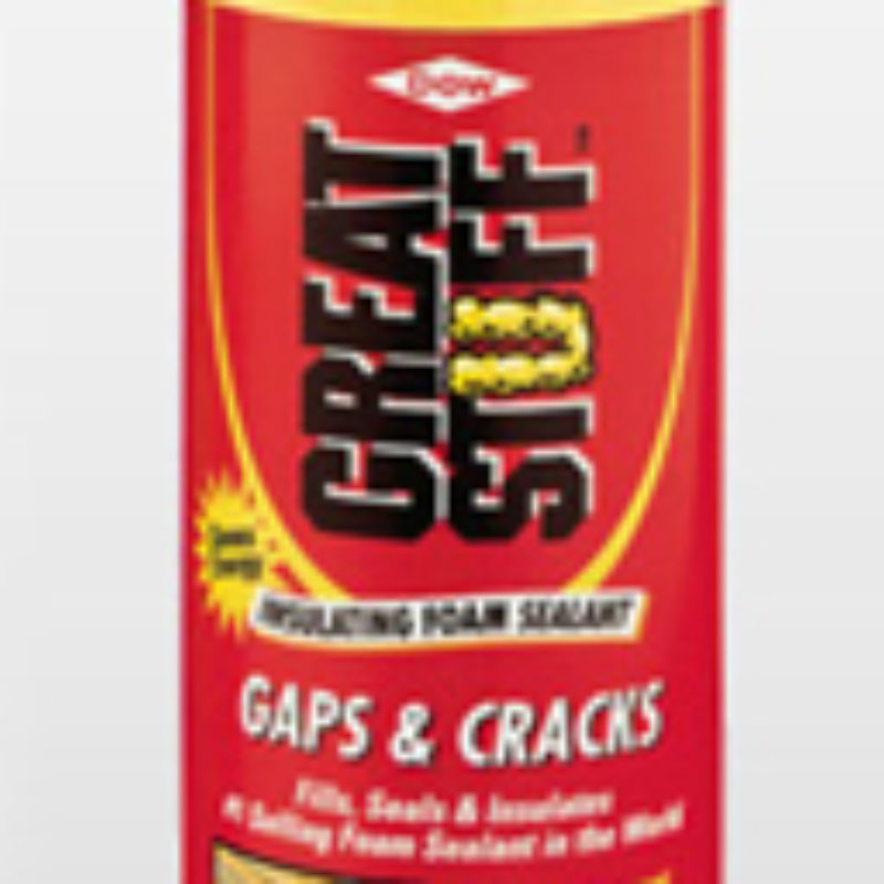 GREAT STUFF PRO Gaps and Cracks Insulating Foam Sealant for Interior - Concealed Wall - Construction Supply - Building Materials - by Dow