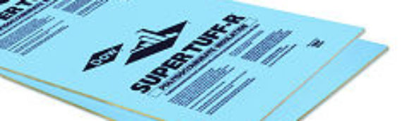 Super TUFF-R Commercial Insulation for Interior – Concealed Wall – Construction Supply – Building Materials – by Dow