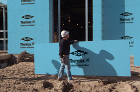 Dow THERMAX Exterior Insulation