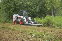 Skid Steer Loader Rental - Bobcat S510