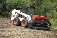 Skid Steer Loader Rental - Bobcat S550