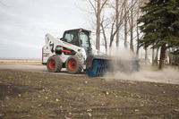 Skid Steer Loader Rental - Bobcat S750