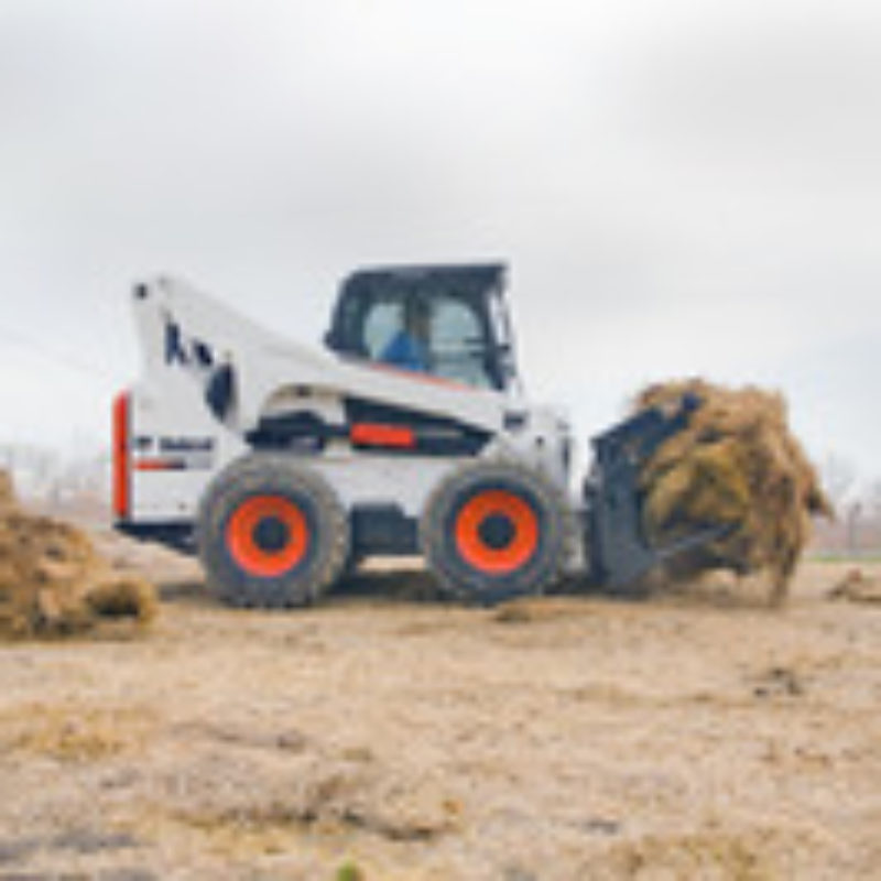 Skid Steer - Construction Equipment Rental | The Duke Company