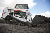 Skid Steer Loader Rental - Bobcat T550