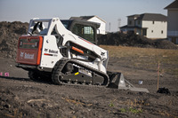 Skid Steer Loader Rental - Bobcat T590