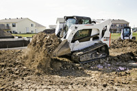 Skid Steer Loader Rental - Bobcat T870