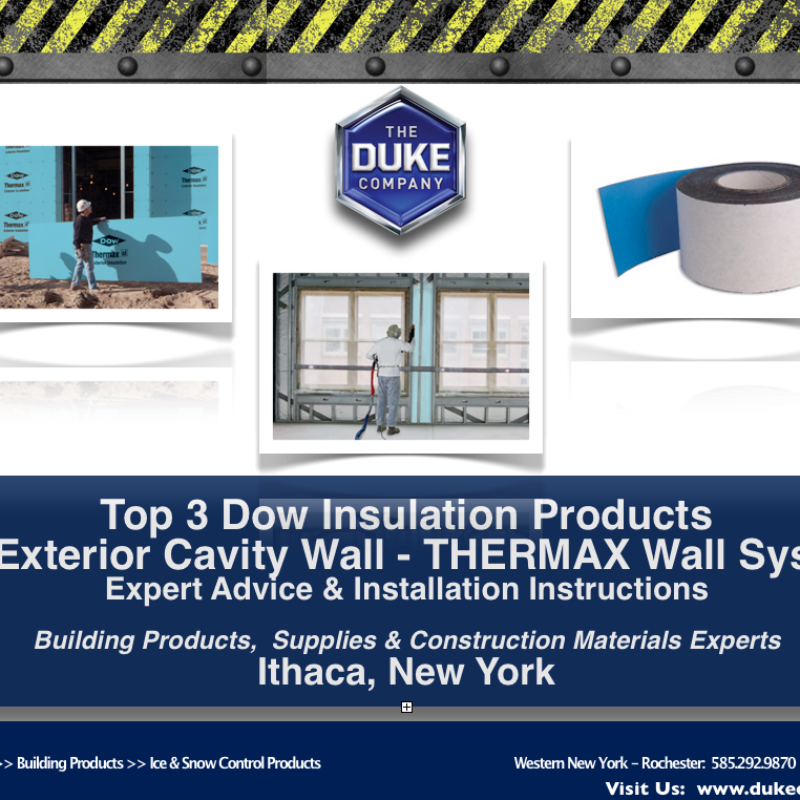 Top 3 Dow Insulation Products for Exterior Cavity Walls - Installation Instructions in Ithaca NY