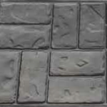 Basketweave Used Brick - SBBS S001 - Decorative Concrete Stamping Tool by Increte Systems