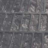 Concrete Stamping Tools - Granite - Belgian Radial by Increte SBRC SOO1