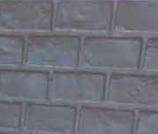 Concrete Stamping Tools - Running Bond Used Brick Pattern by Increte SRUB SOO1