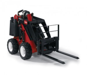 Adjustable Fork Rental - Attachment - Toro Dingo