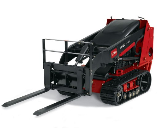 Hydraulic Fork Rental - Attachment - Toro Dingo