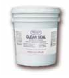 Increte Clear Seal - Water Based