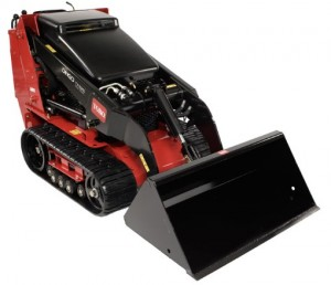 Light Material Bucket Rental - Attachment - Toro Dingo