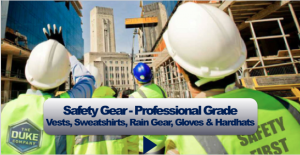 Looking to Buy Safety Clothing, Gloves and Hardhats for Professional Contractors in Rochester NY and Ithaca NY?
