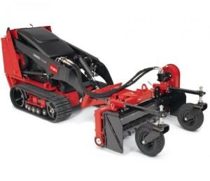 Power Box Rake - Attachment - Toro Dingo