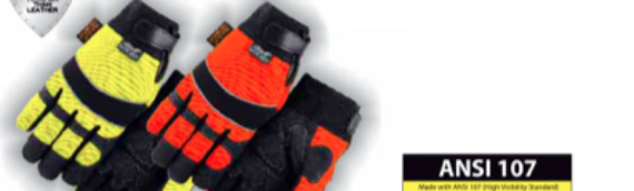 Safety Gloves – ANSI 107-2010 Class 3 Safety Gloves
