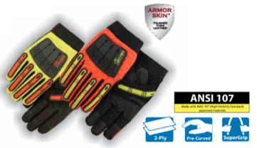Safety Gloves - Knucklehead X10 Safety Gloves