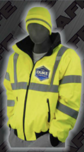 Safety Jackets - ANSI Class 3 Bomber Jackets