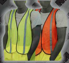 Safety Vests - Economy Mesh Vest