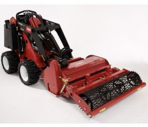 Soil Cultivator - Attachment - Toro Dingo