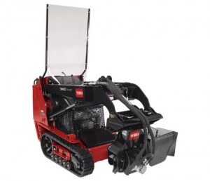 Stump Grinder Rental - Attachment - Toro Dingo
