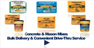 Buy Concrete and Mason Mix with Bulk Delivery and Convenient Drive-Thru in Rochester, Ithaca and Western New York
