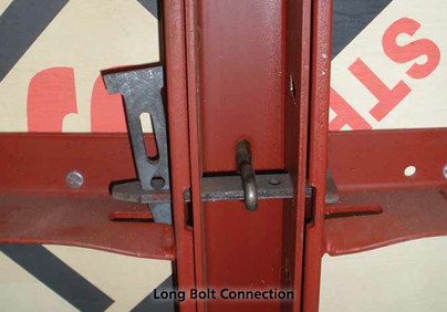 Picture of Long Bolt Concrete Form Connecting Hardware by Symons