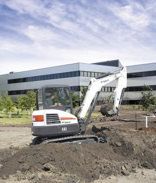 Picture of Bobcat E42 Mini Excavator Rental