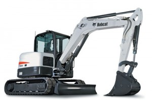 Picture of Bobcat E60 Mini Excavator Rental