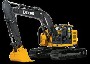 Picture of Excavator Rental - John Deere 245G LC