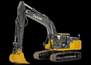 Picture of Excavator Rental - John Deere 250G LC