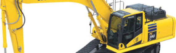 Looking to Rent a Komatsu Excavator in Rochester NY, Ithaca NY and Western NY?