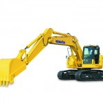 Picture of Rent Excavator - Komatsu 228 PC USLC-8