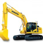 Picture of Rent Excavator - Komatsu - PC 290 LC-10