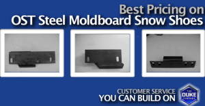 Picture of OST Steel Moldboard Snow Shoes