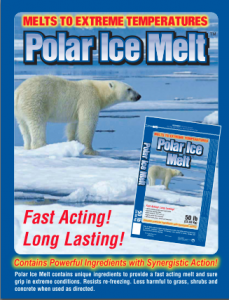 Picture of Polar Ice Melt and Deicer by Kissner